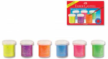 Tempere Faber-Castell Gouach 6/1 15 ML 3925