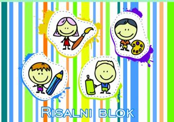 Risalni blok Junior A3 4247