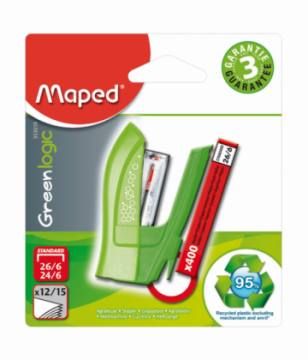 Spenjač Maped Green Mini Črna 4288