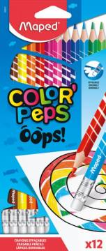 BARV. MAPED COLOR'PEPS OOPS 12/1 KARTON 4421