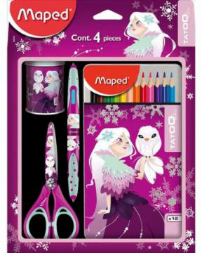 SET MAPED PRINCESS - BLISTER 4510