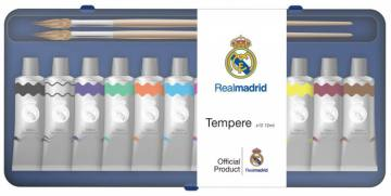 Tempera barvice Real Madrid 12X10ML 4890