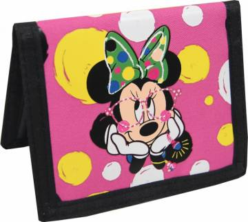 Denarnica Disney Minnie Heartpolkadots 5118