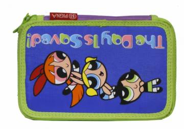 Peresnica 3 zip polna Pigna Power Puff 5511