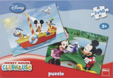 Puzzle Disney Mickey Mouse 5070