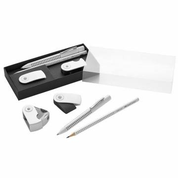 Set  Faber-Castell White Mix 6925